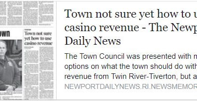 Photo of Casino-Driven Tax Reduction Slipping Away?
