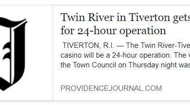 Photo of Twin River to Be Open 24 Hours, 7 Days a Week