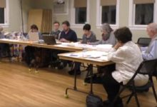 Photo of Tiverton Town Council Meeting 3/6/19