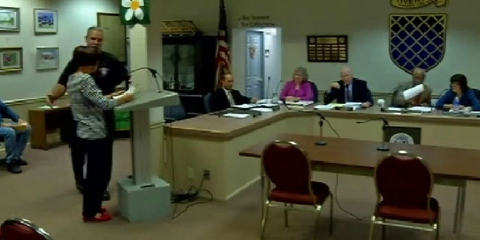Photo of Personnel Board Applicant Says Town Council Conniving