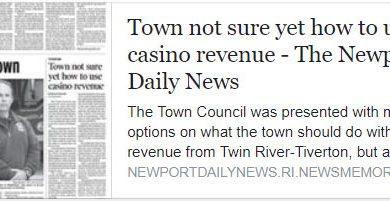 Photo of Casino-Driven Tax Reduction Slipping Away?