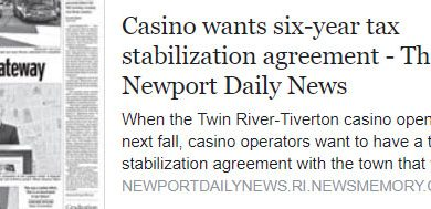 Photo of A No-Tax-Increase Guarantee… for the Casino