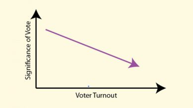"Photo of Voter Participation Rates Don't Make the FTR ""Rule by a Few"""