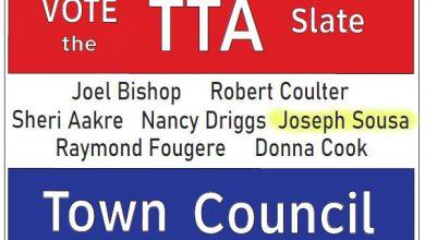 Photo of TTA Candidates Will Better Serve Tiverton